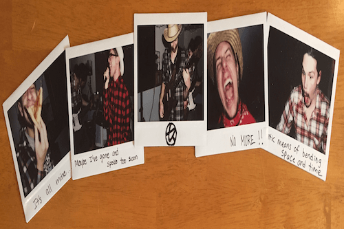 Time King polaroids