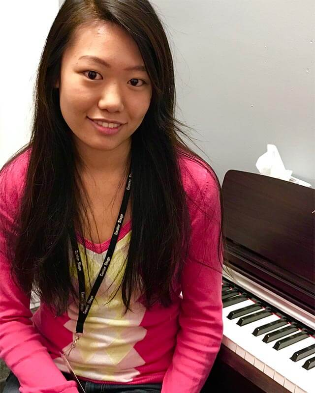 Esther Chung, Piano, Voice and Violin Teacher