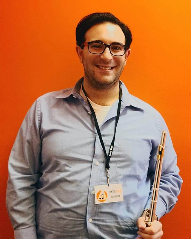 Michael Roberts, Woodwinds Teacher