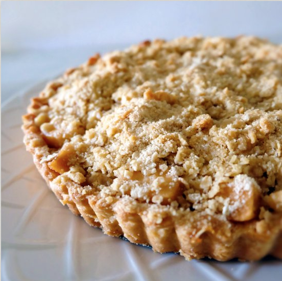 Thanksgiving recipe blog apple pie