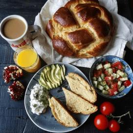 Challah Bread Hanukkah blog