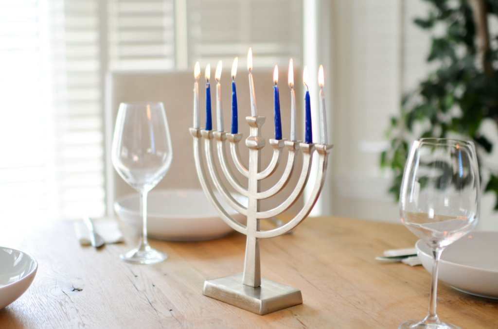Hanukkah recipe blog
