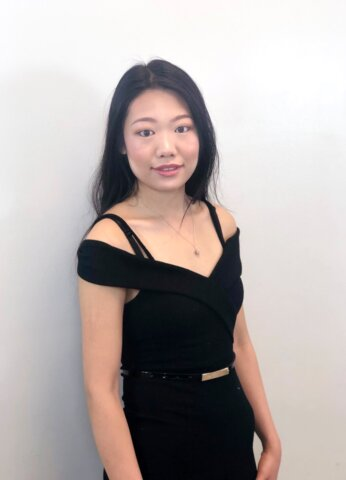 Esther Chung, piano, voice and strings teacher at Center Stage Music Center