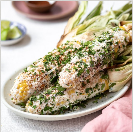 Mexican Street Corn recipe, Cinco de Mayo blog