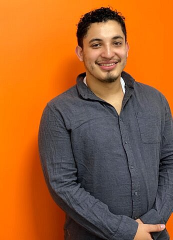 Alex Martinez, Piano, voice and guitar instructor at Center Stage Music Center.