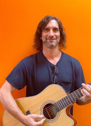 Al Dibisceglie, Guitar Teacher at Center Stage